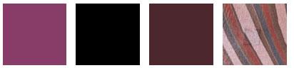 BORSE 8Y Varianti bordeaux nero marrone marmo 1
