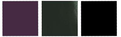 velluto Varianti viola verde nero 1