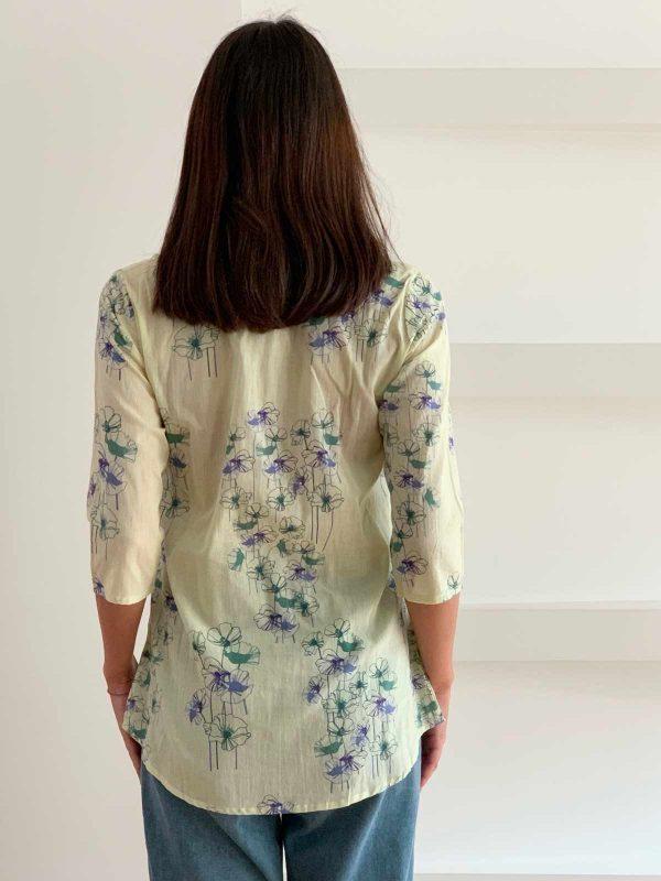Poppy blouse