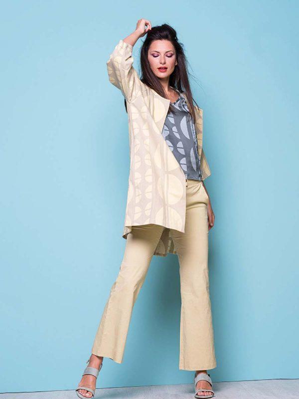 Cotton Plain Pant