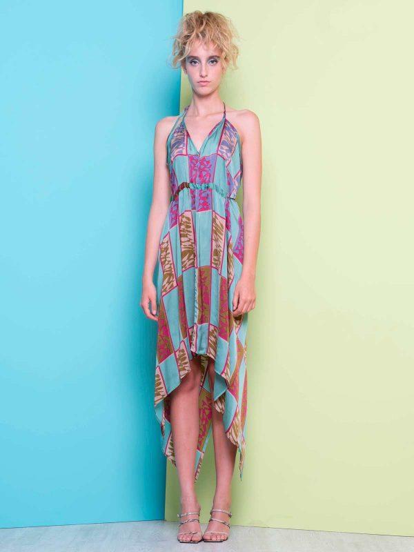 Jopo foulard dress