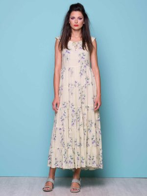Poppy romantic dress