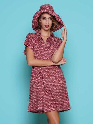Lau Short Dress